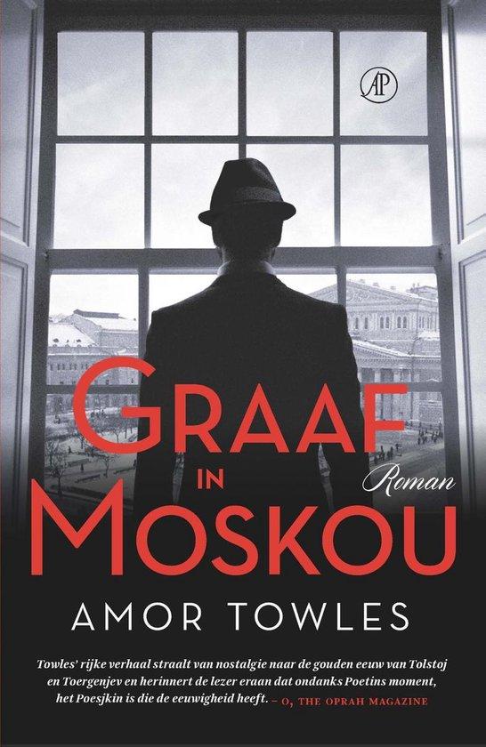 Graaf in Moskou - Amor Towles |
