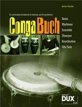Conga Buch.Mit CD