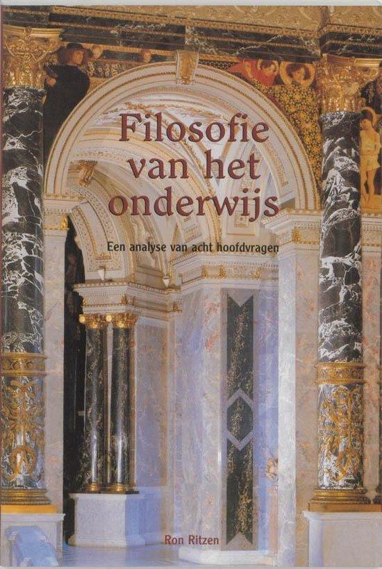 Filosofie van het onderwijs - R. Ritzen |