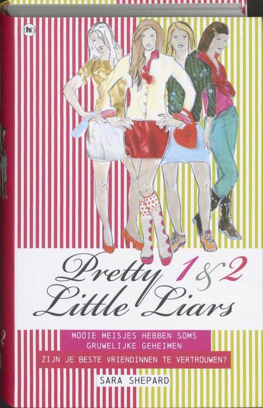 Pretty Little Liars - Sara Shepard |