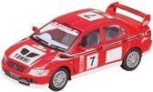 Goki Metalen Auto: Straatracer Rood