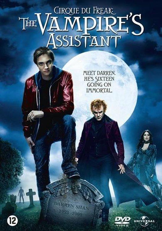 Cover van de film 'Vampires Assistant'