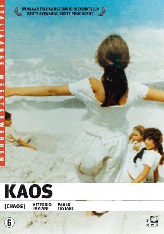 Cover van de film 'Kaos'