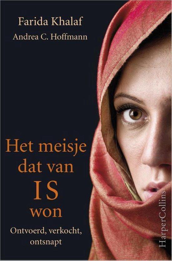 Boek cover Het meisje dat van IS won van Farida Khalaf (Paperback)