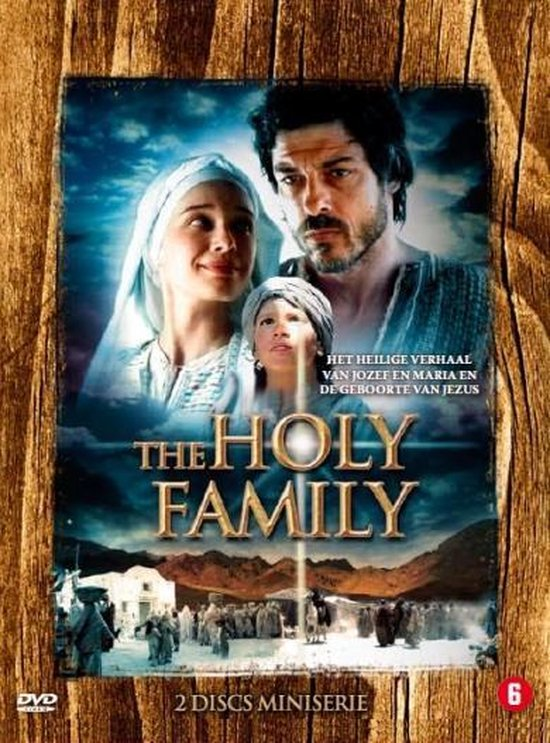 Cover van de film 'Holy Family'