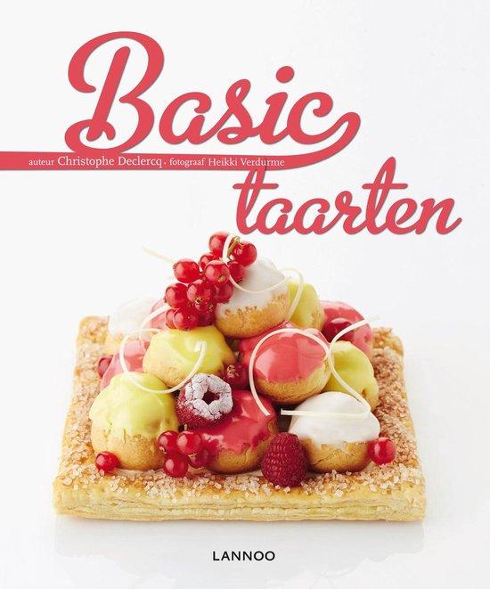 Basic taarten - Christophe Declercq | Fthsonline.com