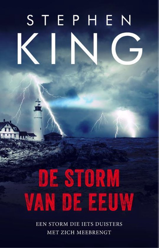 De storm van de eeuw (storm of the century) - filmeditie - Stephen King | Fthsonline.com