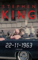 Boek cover 22-11-1963 van Stephen King (Paperback)