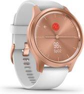 Garmin Vivomove Style - Smartwatch - 42 mm - Rozegoud/wit