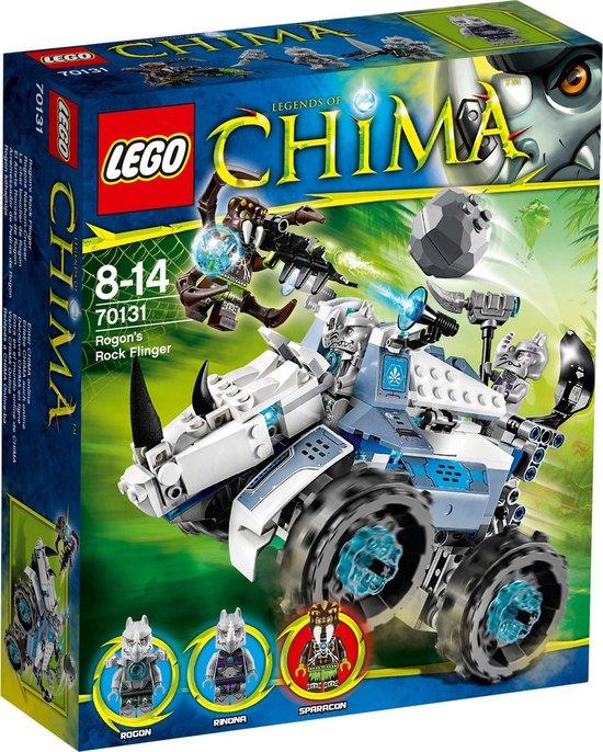 LEGO Chima Rogon�s Rock Flinger - 70131
