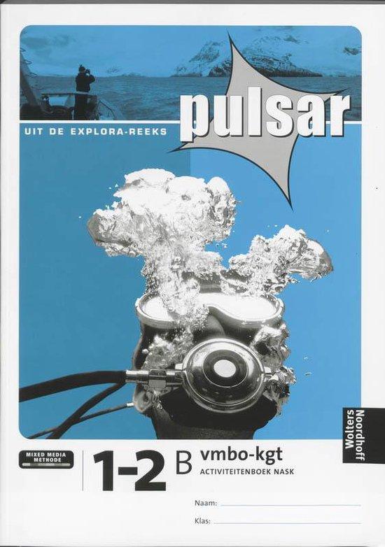 Pulsar / 1-2 B vmbo-kgt / deel Activiteitenboek nask - P. Bruins |