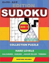 Edition Sudoku. 400 collection puzzle.