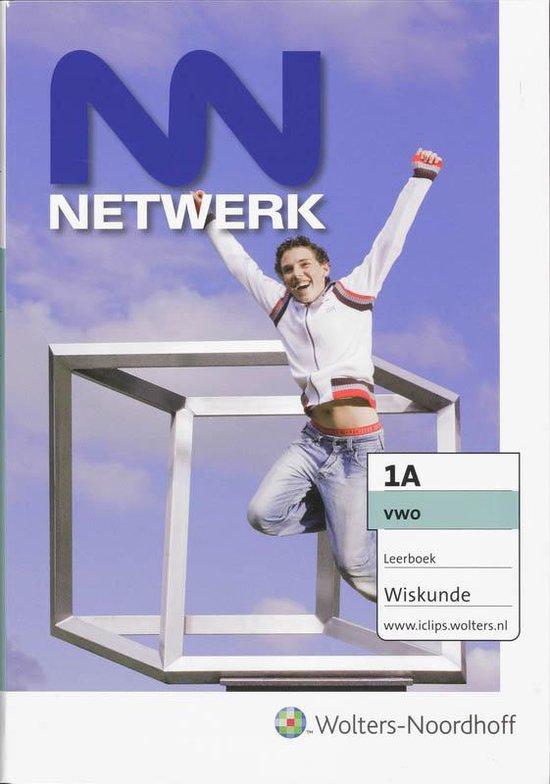 Leerboek 1A Vwo Netwerk wiskunde - C. Brouwer   Fthsonline.com