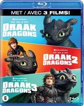 Hoe Tem Je Een Draak 1 t/m 3 (Blu-ray)