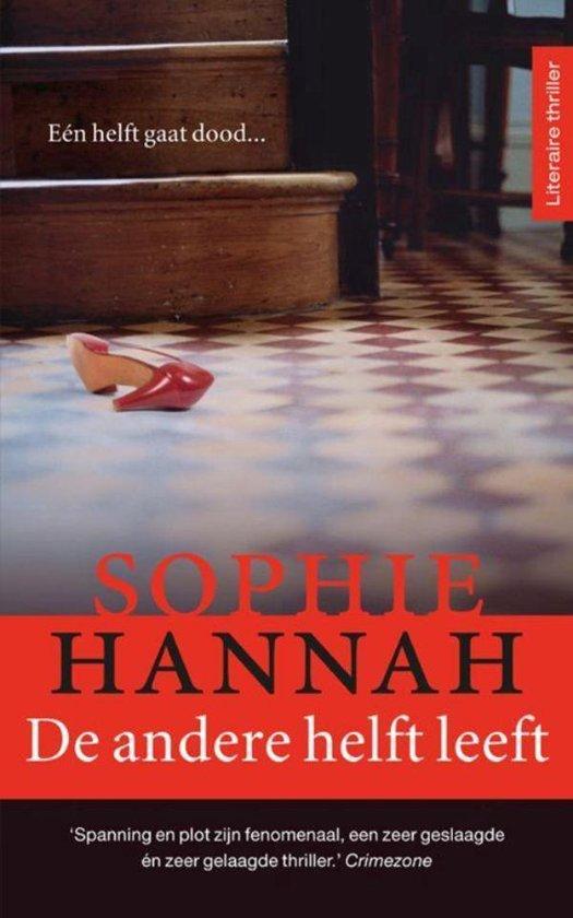 De andere helft leeft - Sophie Hannah |