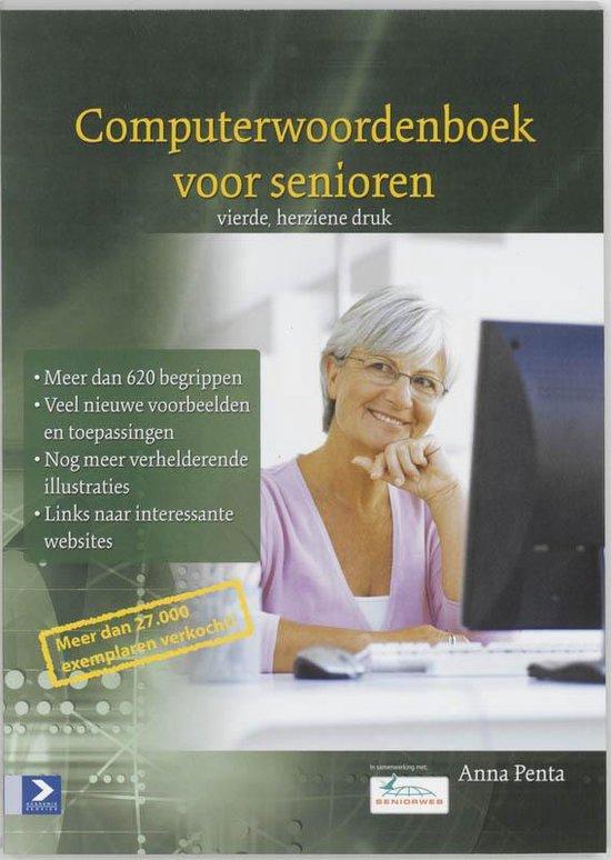 Computerwoordenboek voor senioren - Anna Penta |