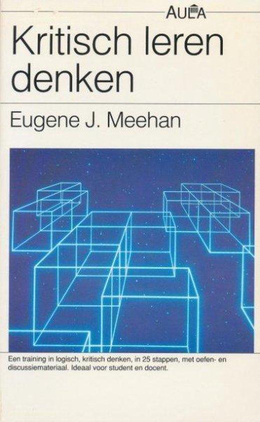 KRITISCH LEREN DENKEN (HANDBOEK) - Mechan |