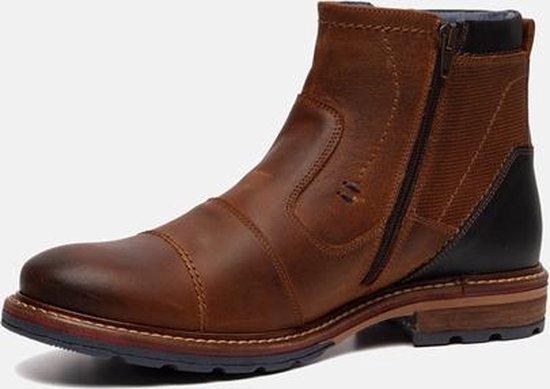 Outfielder Boots cognac