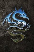Chromium Dragon Notebook