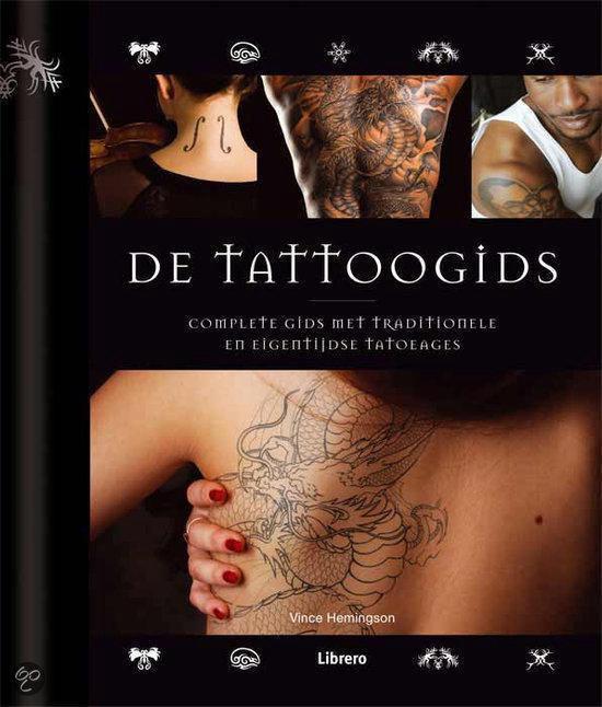 De Tattoogids - Vince Hemingson | Fthsonline.com