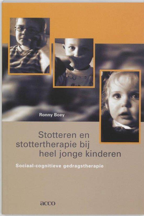 Stotteren en stottertherapie bij heel jonge kinderen - Ronny Boey |