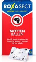 Roxasect Mottenballen - Insectenbestrijding - 24 stuks