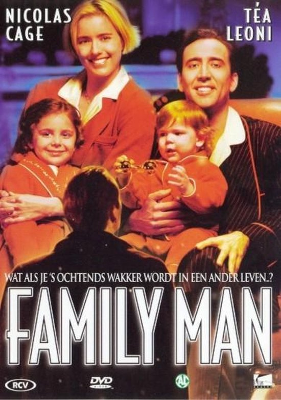 Cover van de film 'Family Man'
