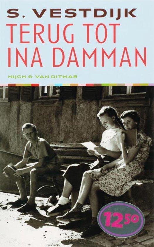 Terug tot Ina Damman - Simon Vestdijk pdf epub