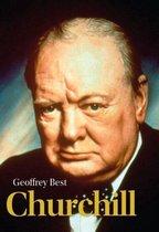 Boek cover Churchill van Geoffrey Best
