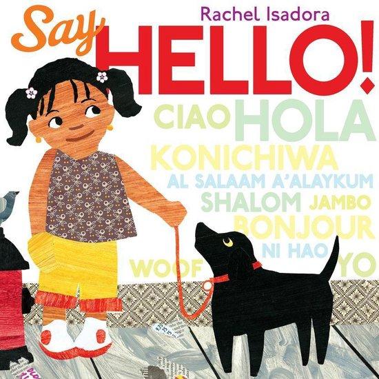 Omslag van Say Hello!