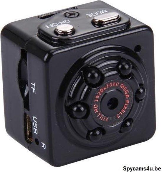 Verborgen (knoop) camera's HD 1080P - Mini camera - Spy camera