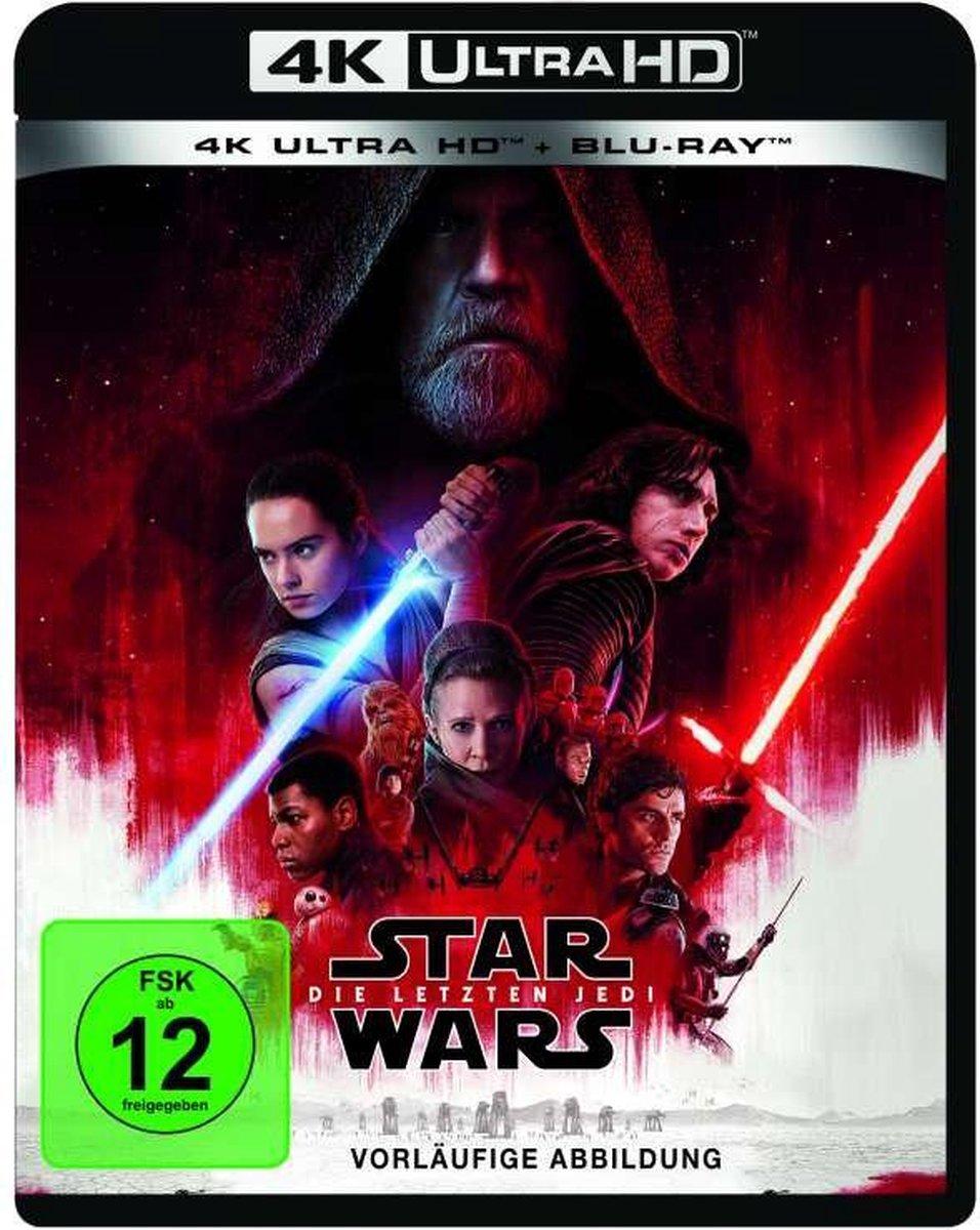 Star Wars 8: Die letzten Jedi (Ultra HD Blu-ray & Blu-ray)-