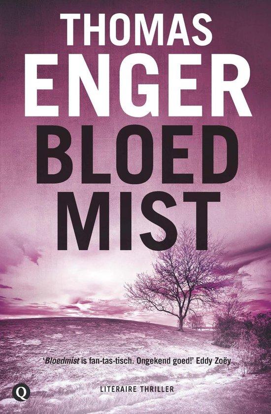 Boek cover Bloedmist van Thomas Enger (Onbekend)