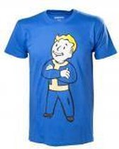 Fallout 4 Vault Boy shirt arms crossed - M