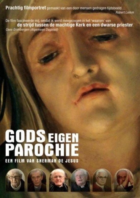 Cover van de film 'Gods Eigen Parochie'