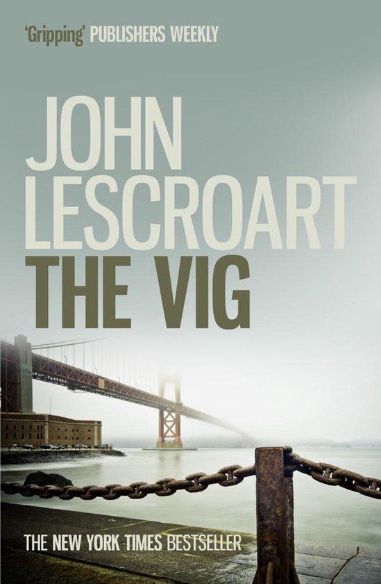 Omslag van The Vig (Dismas Hardy series, book 2)