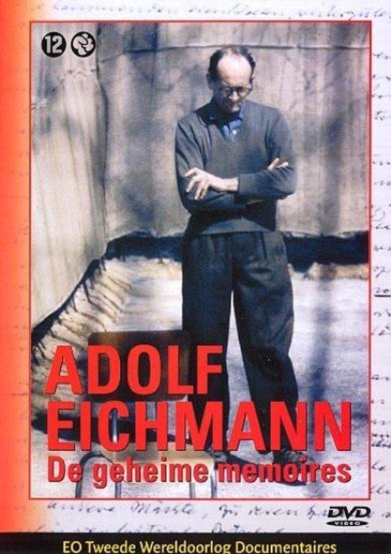 Cover van de film 'Adolf Eichmann - Geheime Memoires'