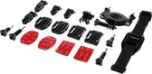 19 in 1 Outdoor GoPro Accessories Kit voor GoPro Hero 4/3+/3/2/1 en Actioncam