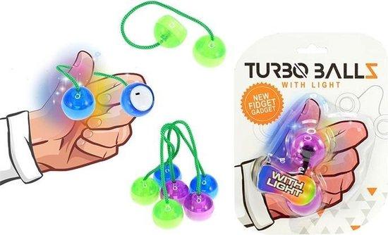 Afbeelding van het spel Turbo ballz met licht