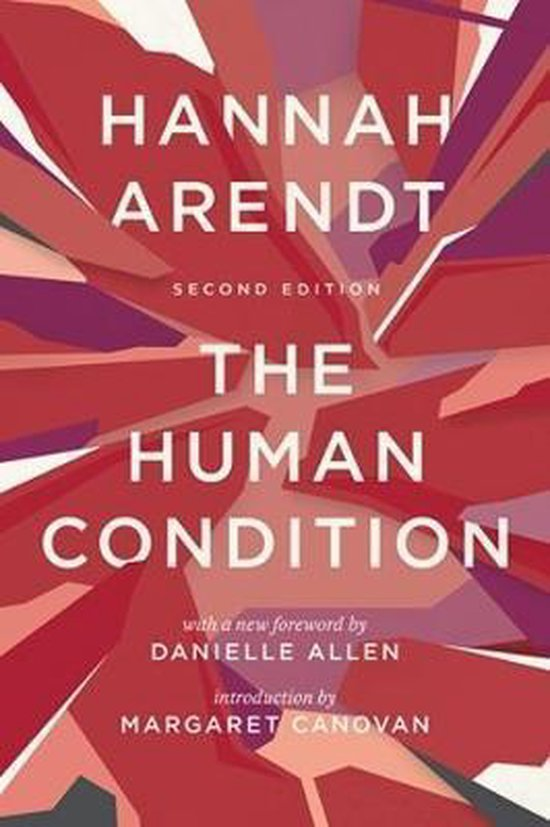 Boek cover The Human Condition van Hannah Arendt (Paperback)