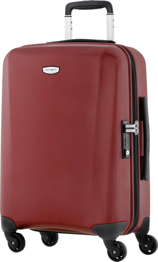 Samsonite Reiskoffer - Ncs Klassik Spinner 55/20 (Handbagage) Dark Red - Samsonite