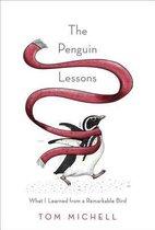 Boek cover The Penguin Lessons van Tom Michell (Hardcover)