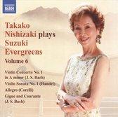 Nishizaki: Suzuki Evergreens 6