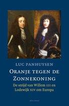 Boek cover Oranje tegen de Zonnekoning van Luc Panhuysen