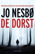 Boek cover De dorst van Jo NesbØ (Onbekend)