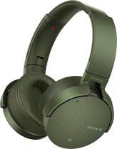 Sony MDR-XB950N1 - Draadloze over-ear koptelefoon met Noise Cancelling - Groen