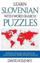 Learn Slovenian with Word Search Puzzles