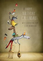A Happy Birthday Calendar