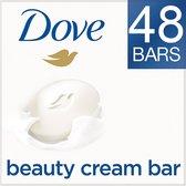 Dove Beauty Cream Original Zeep - 48 x 100 g - Voordeelverpakking