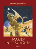 Marijn in de woestijn